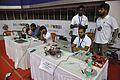 Amity University Gurgaon Stall - Indian National Championship - WRO - Kolkata 2016-10-23 8473.JPG