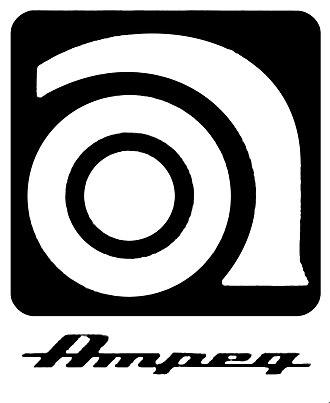 Ampeg - Image: Ampeg logo