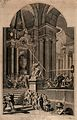 An allegorical monument to Sir Isaac Newton and his theories Wellcome V0016252.jpg