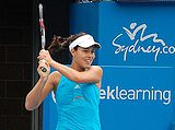 Ana Ivanovic at the Medibank International 8Jan2008.jpg