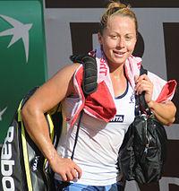 Anastasia Grymalska at 2014 Rome Masters.jpg