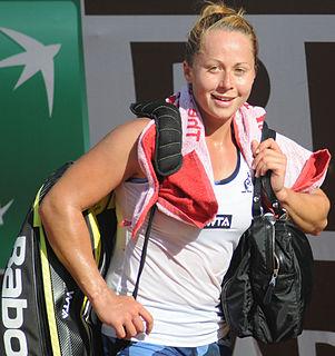 Anastasia Grymalska Italian tennis player