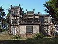 Ancienne construction à Jurmala..JPG