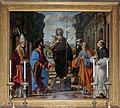 Andrea previtali, san giovanni battista e altri santi, 1515, 01.JPG