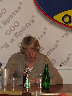 Andriy Husin - Andriy Husin at age 37 in 2010