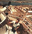 Anemometer on the Pearl Harbor Control Tower in 1996.jpg