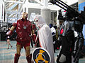 Anime Expo 2011 - Iron Man, Taskmaster, and War Machine (5892752241).jpg