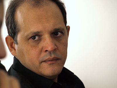 Picture of a band or musician: Anouar Brahem