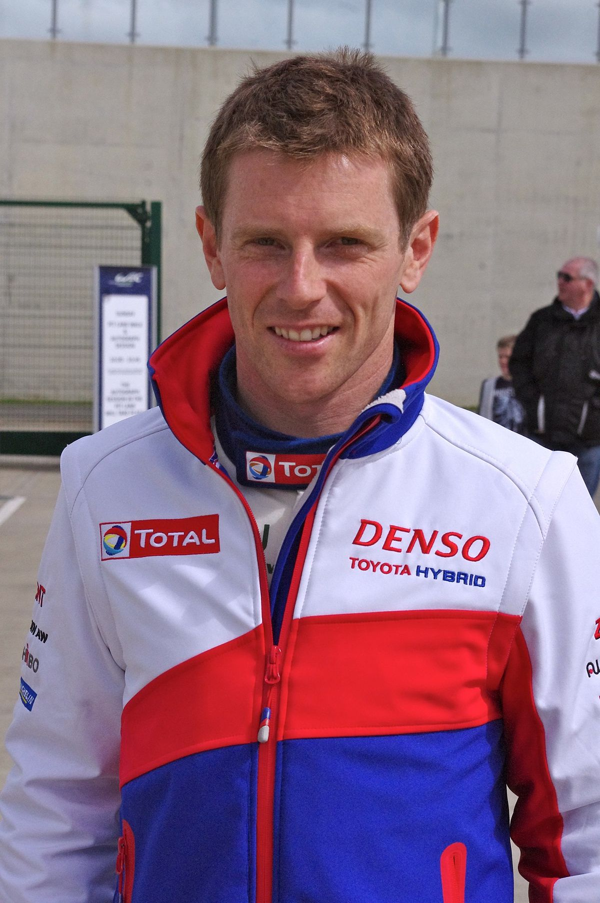 Anthony Davidson Wikipedia