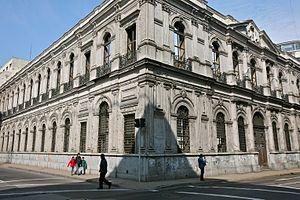 Generación del 13 - El Mercurio building