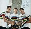 Antonio Bevilacqua, Ferdinand Kubler y Enzo Sacchi-1951 (cropped).JPG