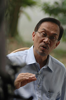 Image illustrative de l'article Anwar Ibrahim