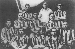 Apollon Smyrni F.C. - Apollon Smyrni in 1919