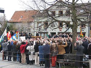 Landsgemeinde in Appenzell Innerrhoden