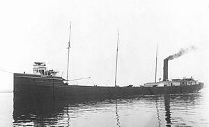 SS Appomattox - Image: Appomattox ore carrier