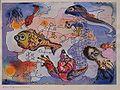 Aquarium, Margret Hofheinz-Döring, Aquarell, 1960 (WV-Nr.1674).JPG