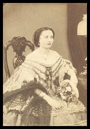 Arabella Goddard - Arabella Goddard circa 1860