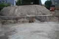 Archeologisch spoor van een laagoven in een bouwput te Hamont.png