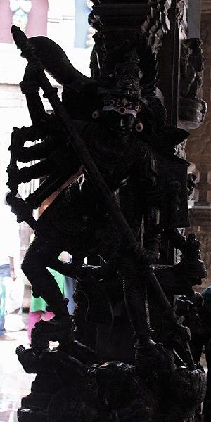 Ardhanareeswarar temple, Tiruchengode - Image: Ardhanareeswarar temple, Tiruchengode (1)