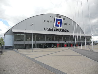 Arena Vänersborg - Arena Vänersborg, 28 march 2009.