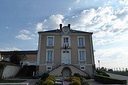 Argenvilliers mairie Eure-et-Loir France.jpg