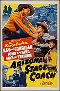 Arizona Stage Coach FilmPoster