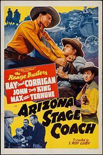 <i>Arizona Stage Coach</i> 1942 film