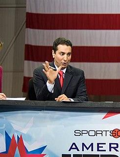 Kevin Negandhi sports broadcaster