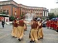 Armenian National Dance in Aznavour Square (2).jpg