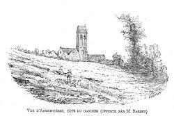 Armentières coté église 36886.jpg