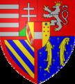 Armoiries Léopold II Habsbourg Lorraine.png