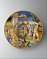 Armorial dish- The story of King Anius MET DT3568.jpg