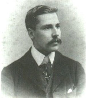 A. E. Waite - Arthur Edward Waite in the early 1880s