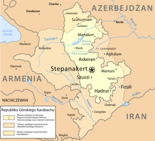 1988 violence in Shusha and Stepanakert
