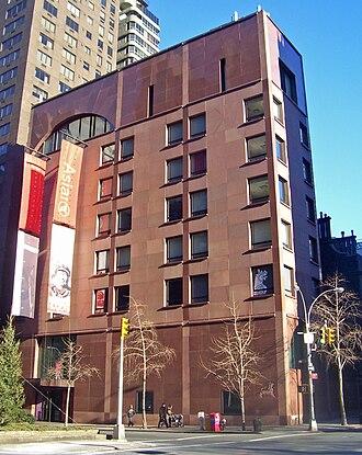 Asia Society - Image: Asia Society building, Manhattan, NY