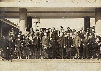 International Peace Bureau - General Assembly of the International Peace Bureau, September 1935