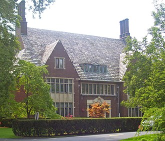 National Register of Historic Places listings in Rhinebeck, New York - Image: Astor Home for Children