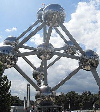Laeken - Atomium