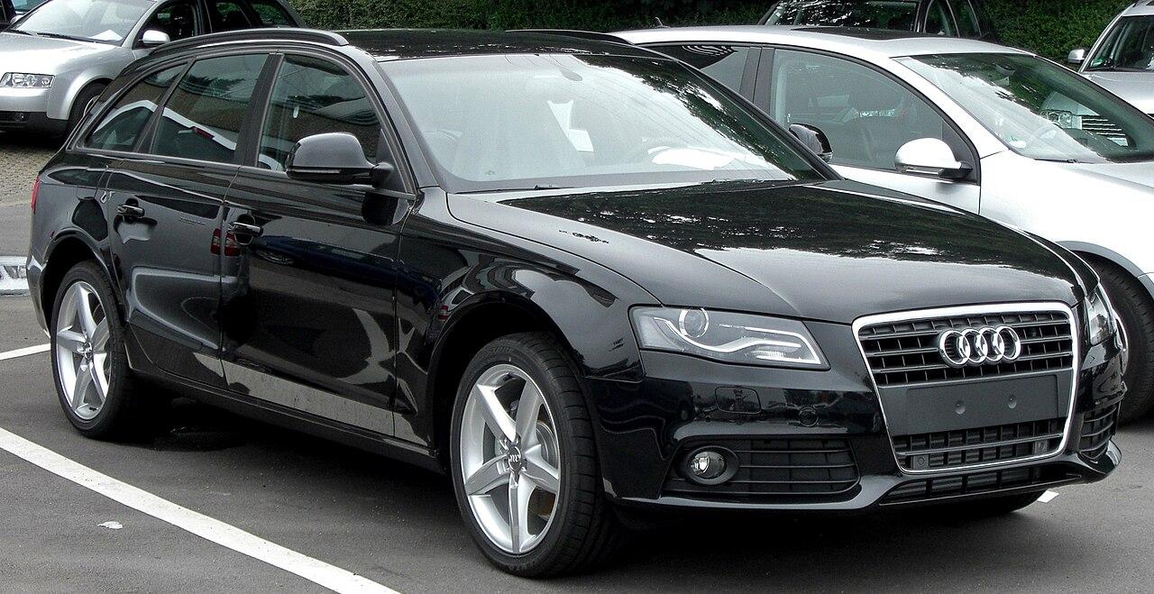 File:Audi A4 Avant (B8) front.JPG - Wikimedia Commons