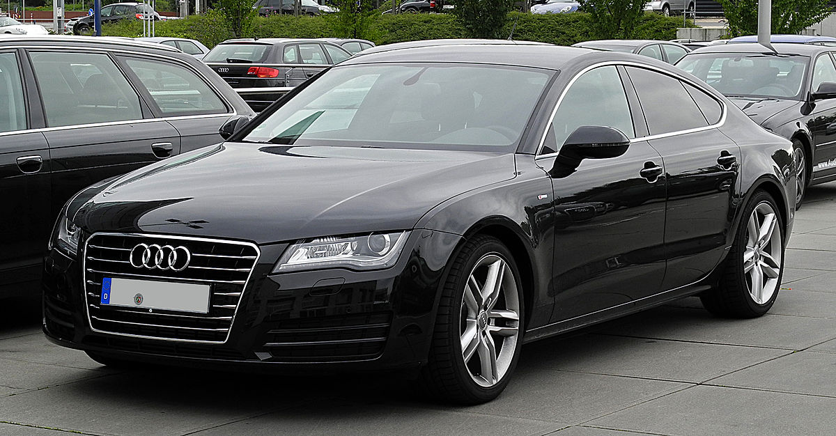 audi a7 wikipedia wolna encyklopedia. Black Bedroom Furniture Sets. Home Design Ideas
