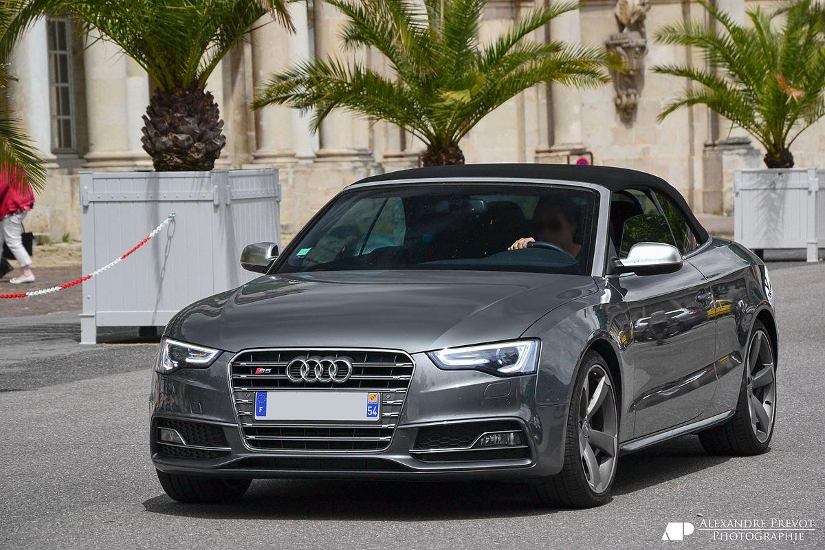 Audi S5 - Wikipedia
