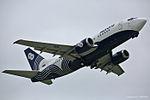 Aurora, Boeing 737-5L9, RA-73002 (18205575016).jpg