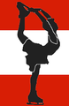 Austria figure skater pictogram.png