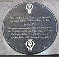 Automobile Association plaque London 1905.jpg