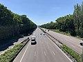 Autoroute A1 vue depuis Échangeur 5 Bourget 1.jpg