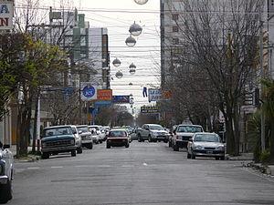 Tres Arroyos - Colón Avenue