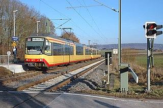Crailsheim–Heilbronn railway