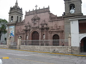Cathedral Basilica of St. Mary, Ayacucho