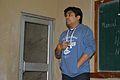 Ayan Choudhury - Wikipedia Lecture - Bhaskaracharya Hall - Indian Institute of Technology - Kharagpur - West Midnapore 2015-01-24 5029.JPG