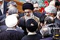 Ayatollah Khamenei at the International Conference in Support of the Palestin the Symbol of Resistance, Tehran 11.jpg